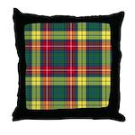 Tartan - Buchanan Throw Pillow