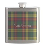 Tartan - Buchanan Flask