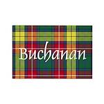 Tartan - Buchanan Rectangle Magnet (10 pack)