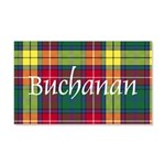 Tartan - Buchanan 20x12 Wall Decal