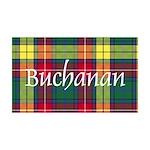 Tartan - Buchanan 35x21 Wall Decal