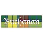 Tartan - Buchanan Sticker (Bumper 10 pk)