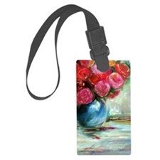 Bloom Luggage Tag
