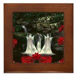 Angel Falls : Framed Tile