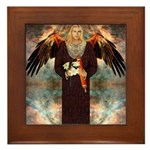 Angel #109 : Framed Tile