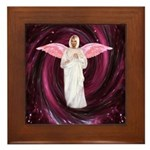 Angel #106 : Framed Tile