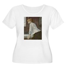 Toulouse-Lautrec The Laundress T-Shirt