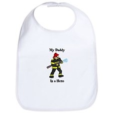 My Daddy is a Hero Bib