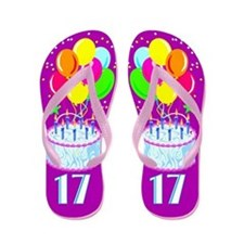 SNAZZY 17TH Flip Flops