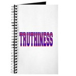 Truthiness Journal