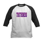 Truthiness Kids Baseball Jersey