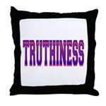 Truthiness Throw Pillow