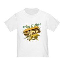 Philly Cheese Steak T