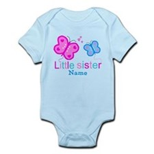 Little Sister Butterfly Body Suit