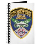 Passamaquoddy Ranger Journal