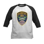 Passamaquoddy Ranger Kids Baseball Jersey