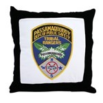 Passamaquoddy Ranger Throw Pillow