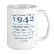 Birthday Facts-1942 Mugs