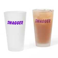 Swagger Drinking Glass