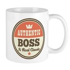 Boss Vintage Design Mug