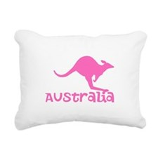 Australia Rectangular Canvas Pillow