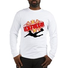 En Fuego Long Sleeve T-Shirt