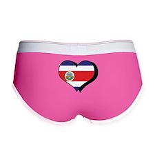 I Love Costa Rica Women's Boy Brief