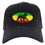 Lion of Judah + Flag Baseball Hat