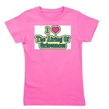 Funny Airing of grievances Girl's Tee