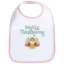 Babys 1st Thanksgiving Bib