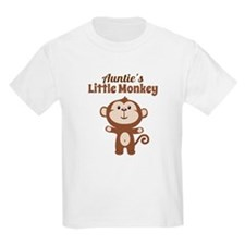 Aunties Little Monkey T-Shirt