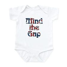 Mind The Gap Infant Bodysuit