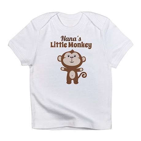 Nanas Little Monkey Infant T-Shirt