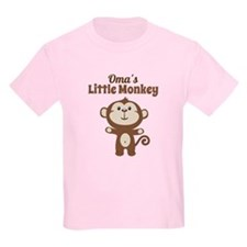 Omas Little Monkey T-Shirt