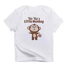 Yia Yias Little Monkey Infant T-Shirt