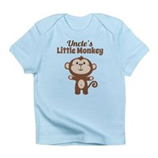 Uncles Little Monkey Infant T-Shirt