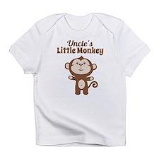 Uncles Little Monkey Infant T-Shirt