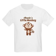Abuelos Little Monkey T-Shirt
