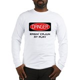 Ragin' Cajun at Play Long Sleeve T-Shirt