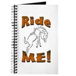 Ride Me Journal
