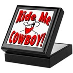 Ride Me Keepsake Box