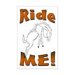Ride Me Mini Poster Print
