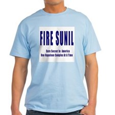 Fire Sunil Grey Shirt