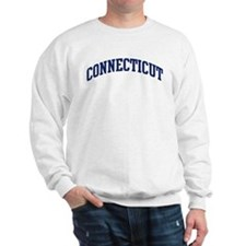 Blue Classic Connecticut Sweatshirt