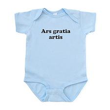 Ars gratia artis Body Suit