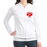 Firefighter NANA (Flame) Fitted Hoodie