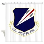 131st FW Shower Curtain
