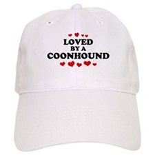 Loved: Coonhound Baseball Cap