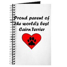 Cairn Terrier Parent Journal