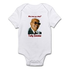 Savalas.TV Infant Bodysuit